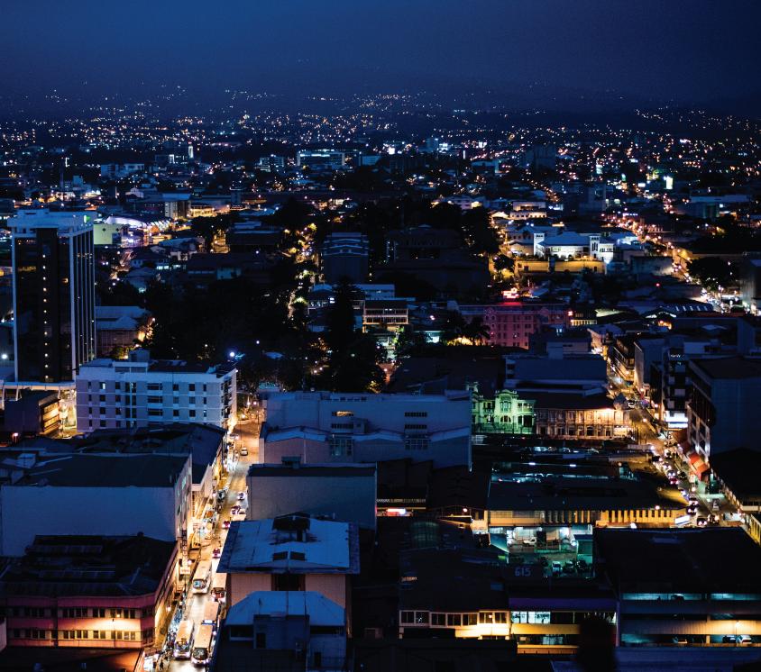 I Reunión 2018, Costa Rica